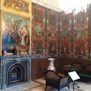 The Chinese Room at Rammenau Castle
